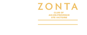 Zonta Aix-en-Provence Sainte Victoire Logo