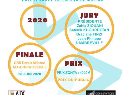 CONCOURS DE MUSIQUE 2020